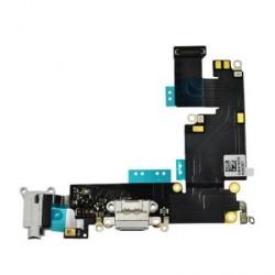 Flex Conector de carga Jack audio Iphone 6 +