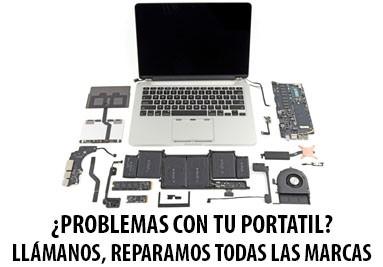 reparacion de portatiles